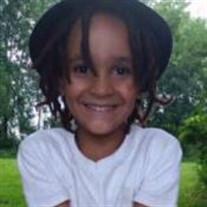 Child Justin L. Evans Jr.