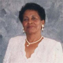 Mrs. Carro Lee Anderson Frye