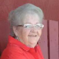 """Mrs.  Jacqueline """"Jackie"""" Darlene Parrish"""