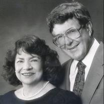 Dr. Grafton and Elayne Fanney
