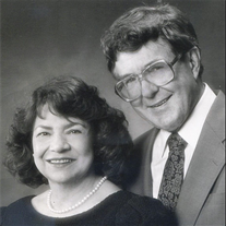 Dr. Grafton and Elayne Fanney