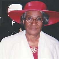 Elder Annie Mae Harris Banks