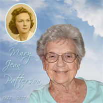 Mary Jean Patterson