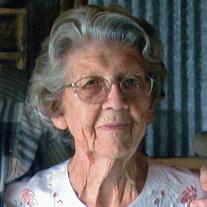 Edna Bernice Wiseman