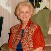 Mrs. Theata Partin Frenzel