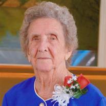 Mrs. Sophie Jane Henderson