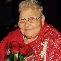 Evelyn Anna Holman