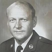 SMSgt Steven P. Mihalchik USAF (Ret)