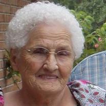 Winnie Agnes Smith