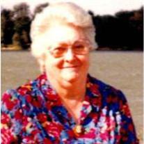 Cordia Mae Bruner