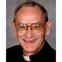 Reverend Richard Danhauer