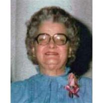 Ida Frances Luck