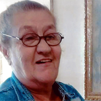 Betty Jean Hallman Waldroup