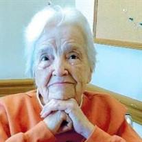 Mrs. Dona Mae Lyons