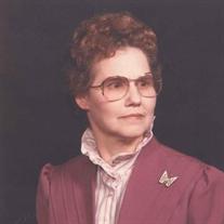 Alta Mae Reed Thomason