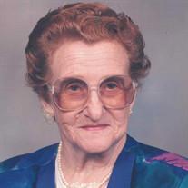Hazel Marie Cobb