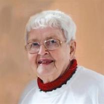 Mrs. Doris  Mae Goudzwaard