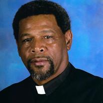 Pastor Edward McCants Sr.