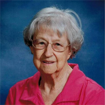 Martha Eleanor Anderson