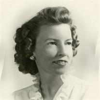 Mrs. Margaret McCormick Hoehn