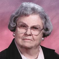 Margaret Rosealee LeMaster