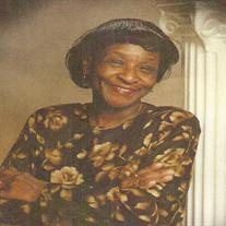 Mrs Jessie Mae Stone