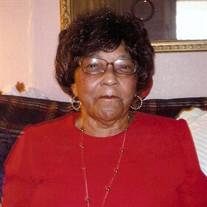 Mrs Jennieve Gillispie