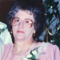 Mrs Alice Faye Butler