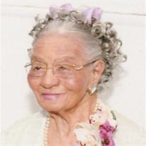 Mrs. Alma Corley  Odum