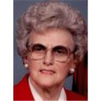 Frances Mulligan Boswell O'Bryan