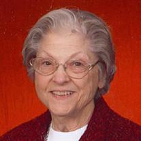 Anna Mae Wilson