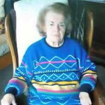 Dorothy  Mae Lewallen Patterson