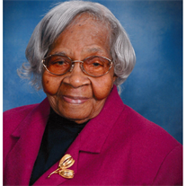 Mrs. Rosie Lee Moore