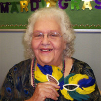 Mrs Loreta Marie LaBorde