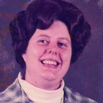 Dorothy Marie Ault