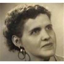 Geraldine Wetzel Gaddis