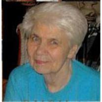 Margaret Ruth Jones Millay