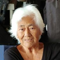 Annie Misao Plunkett