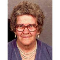 Agnes Euphrasia Johnson