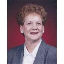 Mary Ann Hayden Strehl
