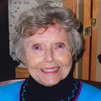 "Elizabeth ""Betty"" Ebel Mitchell"