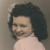 Doris Elaine Waddell