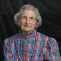 Bessie Myrtle Akers