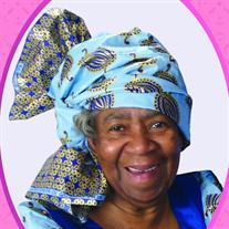 Mrs. Esmie Louise Brown