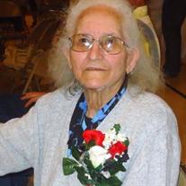 Marie Hilda LeBoeuf