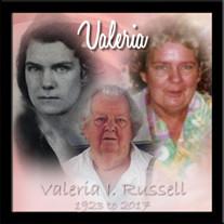 Valeria I. Russell