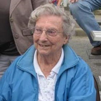 Mrs. Dorothy Elizabeth Stein