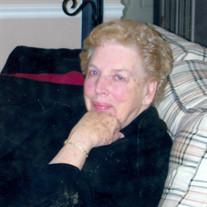 Mrs. Helen  Frances Housman Baxter