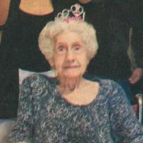 Margaret Croom  Proctor