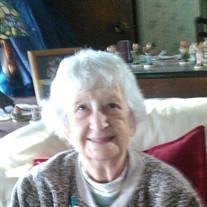 Mrs. Bessie Marie Frazier